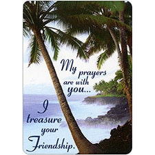 MY PRAYERS ARE WITH YOU DreamVerse Friendship