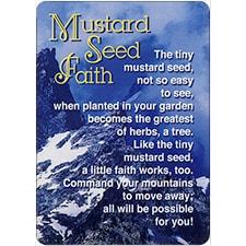 MUSTARD SEED FAITH DreamVerse Inspirational