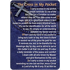 THE CROSS IN MY POCKET DreamVerse Inspirational