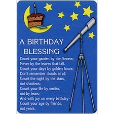 A BIRTHDAY BLESSING DreamVerse Encouragement