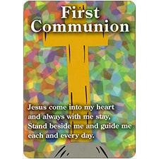 FIRST COMMUNION DreamVerse Encouragement