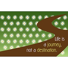 JOURNEY Words To Live By