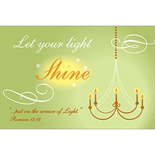 ARMOR OF LIGHT Scripture Words To Live By