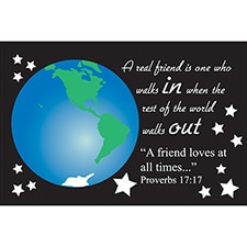 FRIENDSHIP Scripture Words To Live By