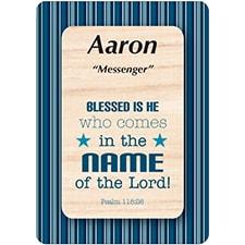 AARON DreamName Woods