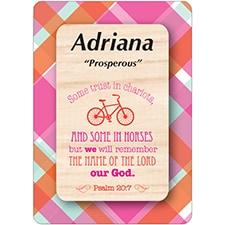 ADRIANA DreamName Woods