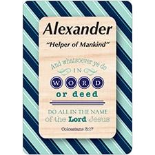 ALEXANDER DreamName Woods