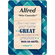ALFRED DreamName Woods