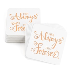 Always Forever Coasters