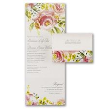 Shimmer Roses - Seal n' Send