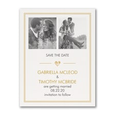 Simple Love - Save the Date