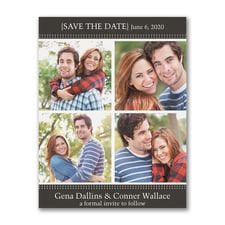 Storybook Romance - Save the Date