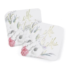 Ethereal Floral Coaster