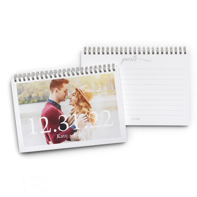 Photo Guest Book - Horizontal