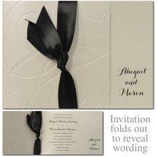 High Glamour Invitation