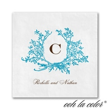 Natures Spirit - Ooh La Color White Beverage Napkin