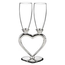 Silver Plated Flutes Blank