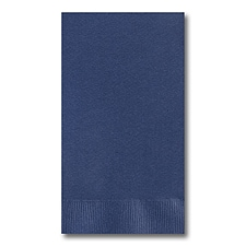 Navy Blue Guest Towel