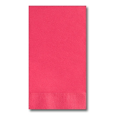 Hot Pink Guest Towel
