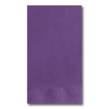 Purple Guest Towel