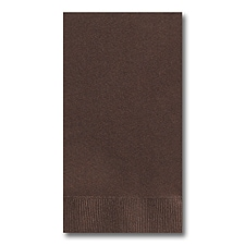 Espresso Guest Towel