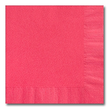 Hot Pink Luncheon Napkin