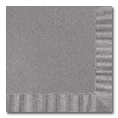 Pewter Luncheon Napkin