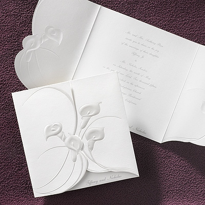 Ultimate Calla Lilies - Invitation