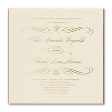 Royalty - Wedding Invitation