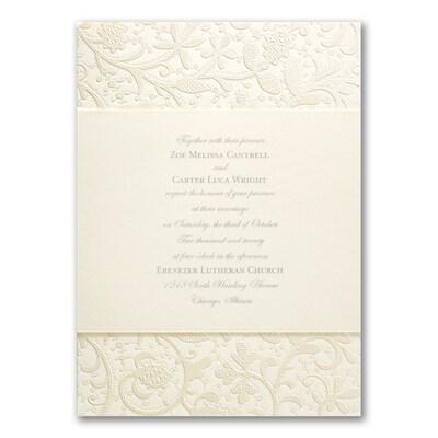 Garden of Pearls - Invitation