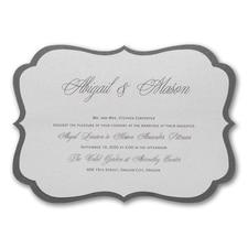 Classic Layers - Invitation