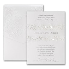 Forever Charming - Wedding Invitation