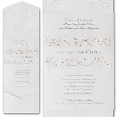 Forever Charming - Invitation