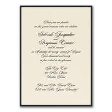 Glamorous - Invitation