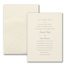 Decorative Day - Wedding Invitation