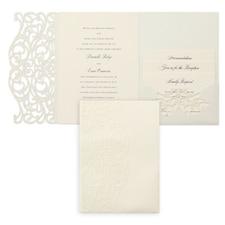 laser cut invitation: Decorative Day