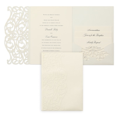 Decorative Day - Invitation