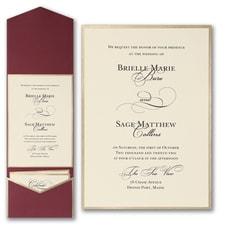 Wedding Invitation: Bold Love