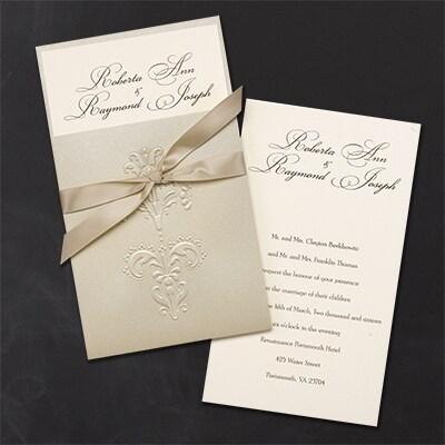 Embellished - Invitation