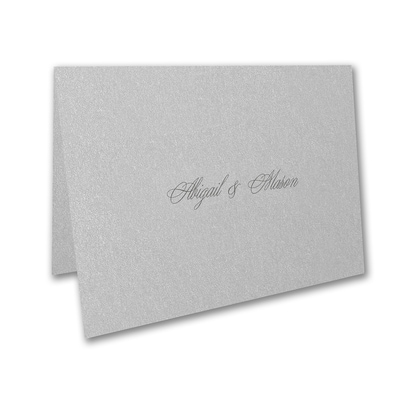 Classic Layers - Thank You Card and Envelope