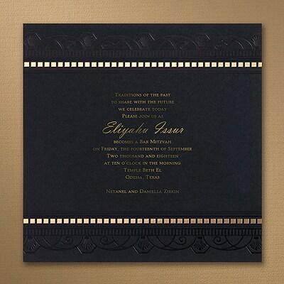 Ritzy Style - Invitation