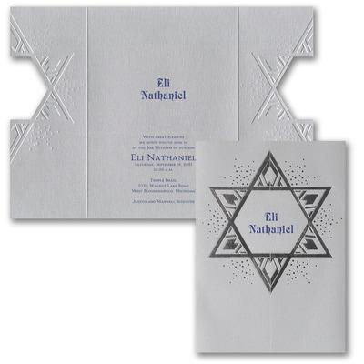 Star of David - Invitation