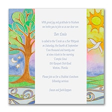New Creation - Invitation