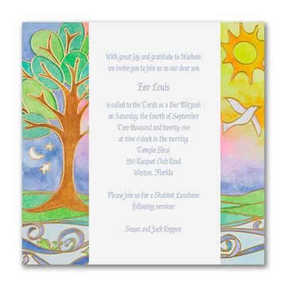 New Creation - Invitation