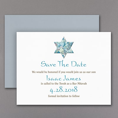 Honoring the Torah - Save the Date Magnet