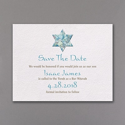 Honoring the Torah - Save the Date Card