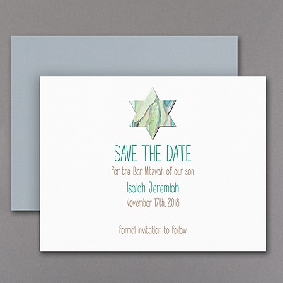 Tree of Life - Strength - Save the Date Magnet