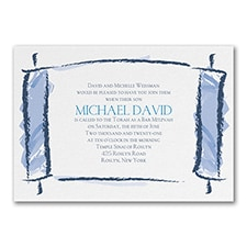 Artistic Torah - Invitation