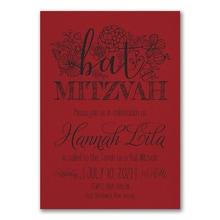 Floral Mitzvah