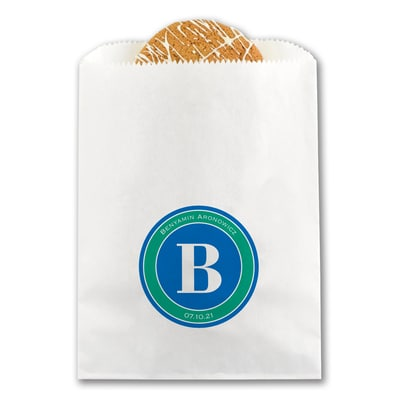 Special Initial - Treat Bag
